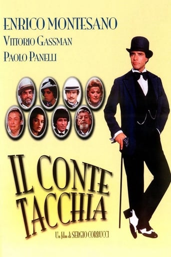Poster of Count Tacchia
