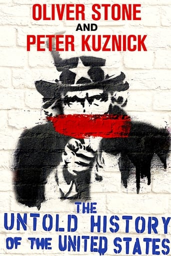 Poster of Oliver Stone's Untold History of the United States