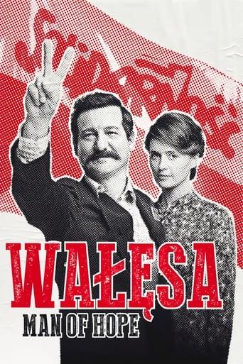 Poster of Walesa: Man of Hope