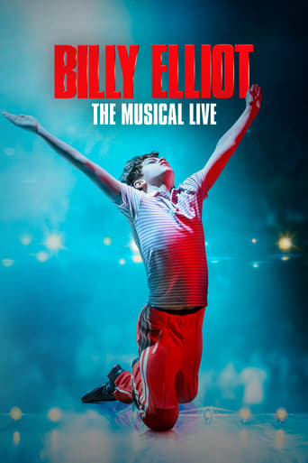 Poster of Billy Elliot: The Musical Live