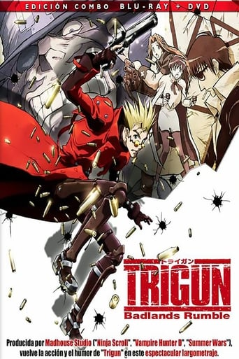 Poster of Trigun: Badlands Rumble