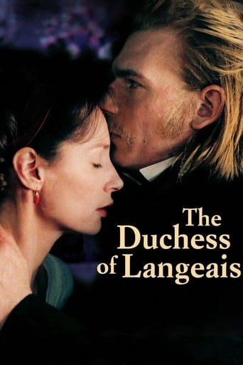 Poster of The Duchess of Langeais
