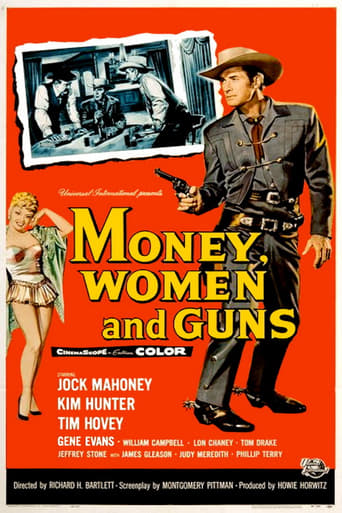 Poster of Money, Women and Guns