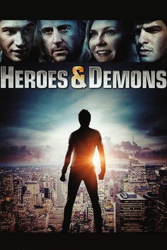 Poster of Heroes and Demons