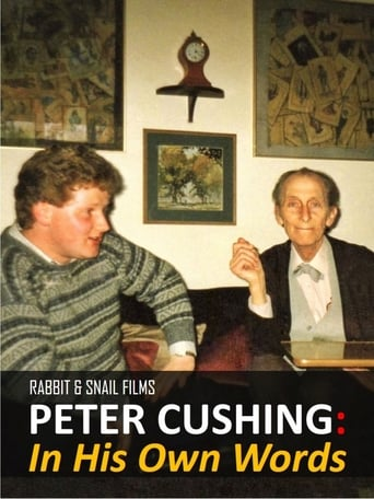 Poster of Peter Cushing: In His Own Words