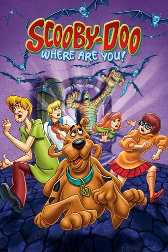 Poster of Scooby-Doo, Where Are You?