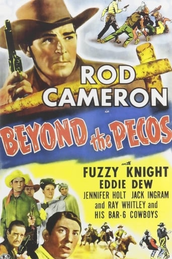 Poster of Beyond the Pecos