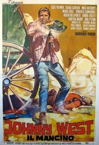 Poster of Left Handed Johnny West