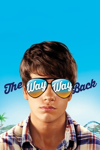 Poster of The Way Way Back