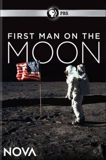 Poster of First Man on the Moon