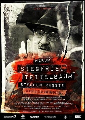 Poster of Warum Siegfried Teitelbaum sterben musste