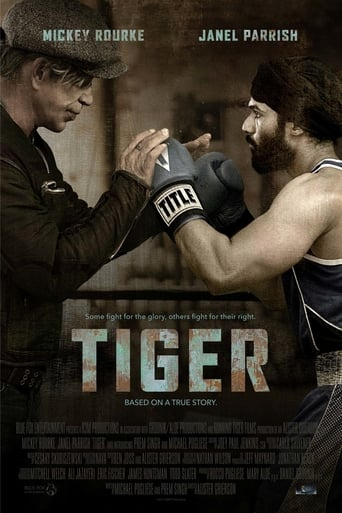 Poster of Tiger