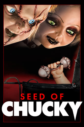 Poster of Seed of Chucky