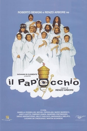 Poster of In the Pope's Eye