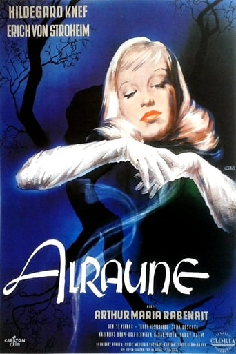 Poster of Alraune