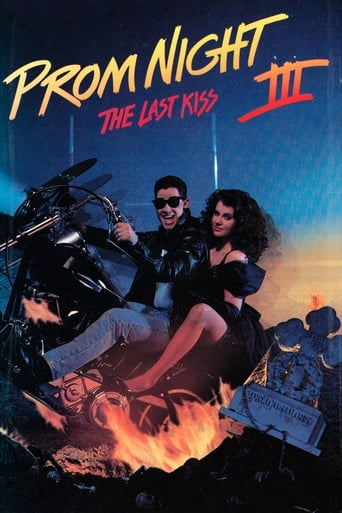 Poster of Prom Night III: The Last Kiss