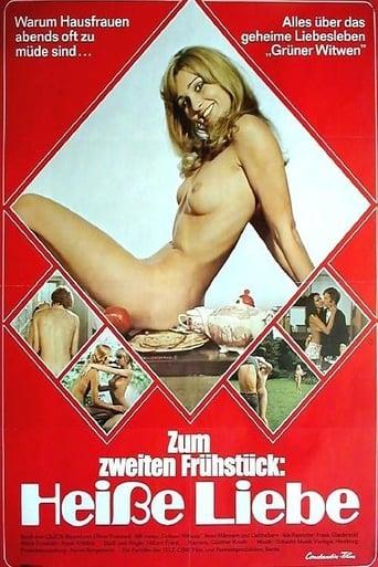 Poster of Zum zweiten Frühstück: Heiße Liebe