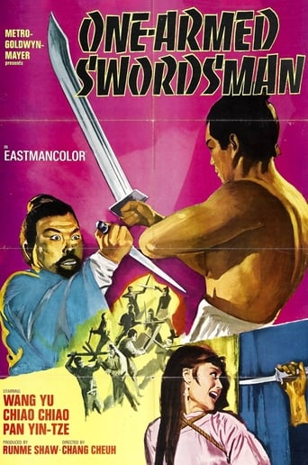 Poster of The One-Armed Swordsman