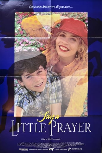 Poster of Say a Little Prayer