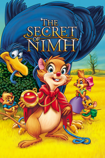 Poster of The Secret of NIMH