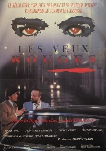 Poster of Les yeux rouges
