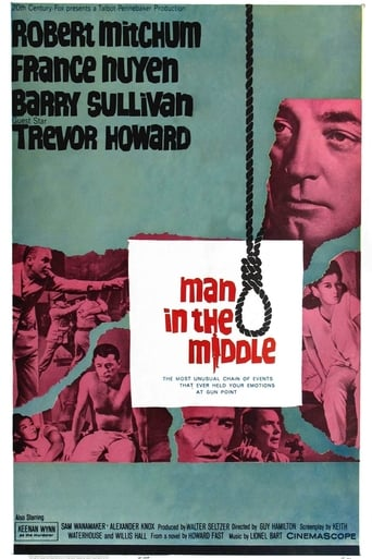 Poster of Man in the Middle