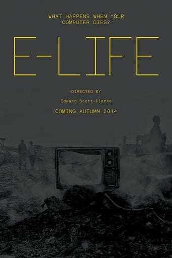 Poster of e-Life
