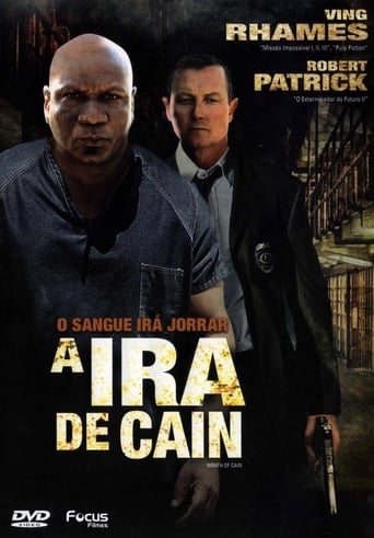 Poster of The Wrath of Cain
