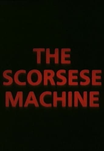 Poster of The Scorsese Machine