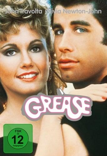 Filmplakat von Grease