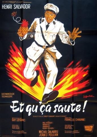 Poster of Et qu'ça saute!