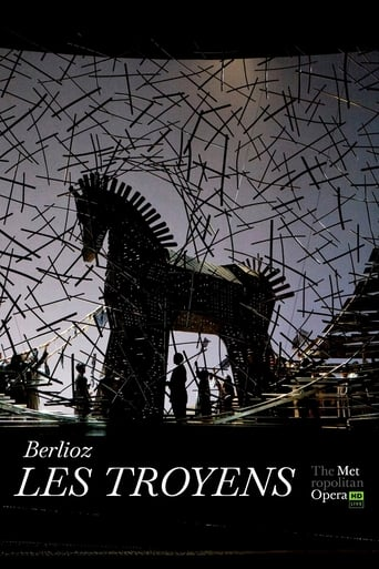 Poster of Berlioz: Les Troyens