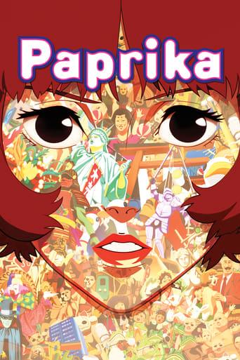 Poster of Paprika