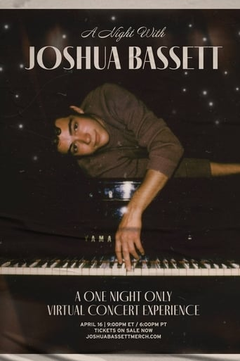 Poster of A Night with Joshua Bassett
