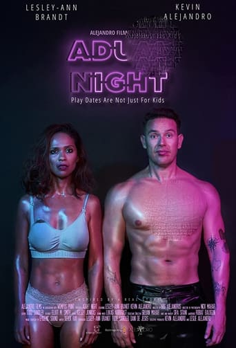 Poster of Adult Night