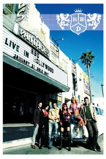 Live In Hollywood