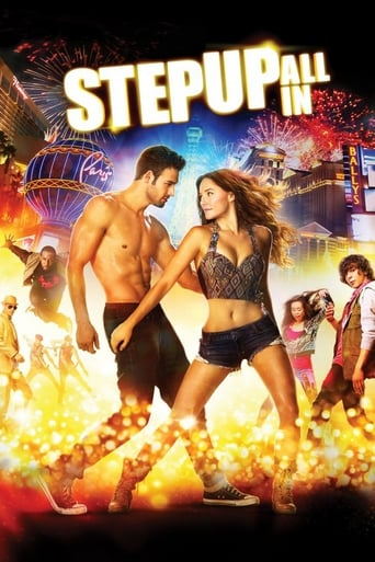 Poster of Step Up All In