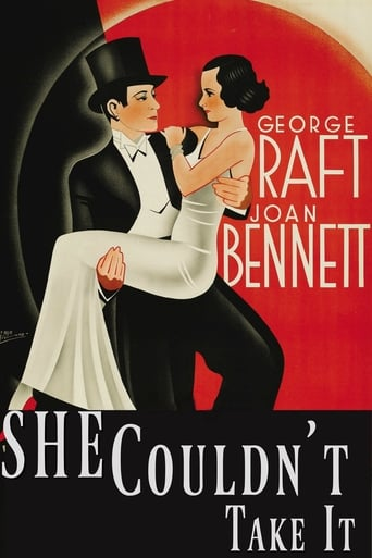 Poster of She Couldn't Take It