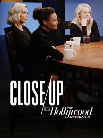 Poster of Close Up with The Hollywood Reporter