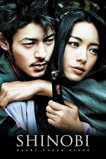 Poster of Shinobi: Heart Under Blade