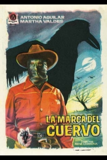 Poster of La marca del cuervo