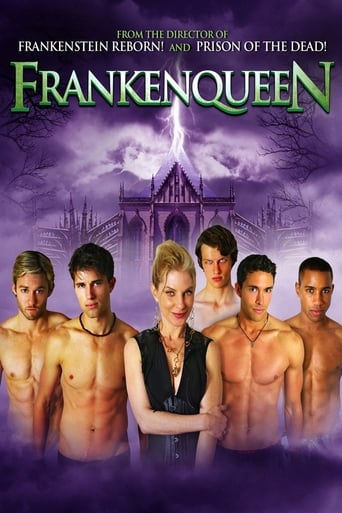 Poster of 1313: Frankenqueen