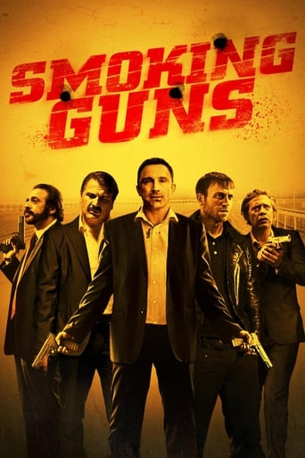 Poster of Smoking Guns