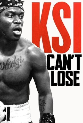 Poster of KSI: Can't Lose