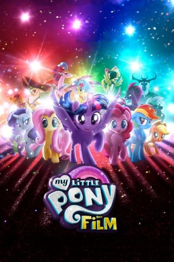 Filmplakat von My Little Pony: Der Film