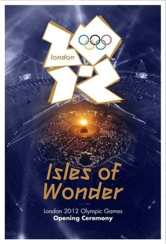 Poster of London 2012 Olympic Opening Ceremony: Isles of Wonder