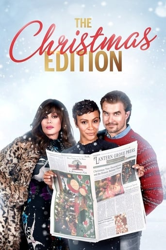 Poster of The Christmas Edition