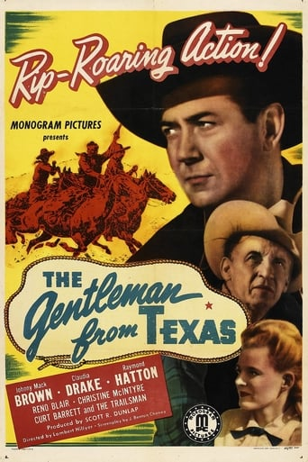 Poster of The Gentleman from Texas