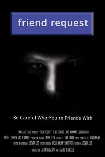 Poster of Friend Request