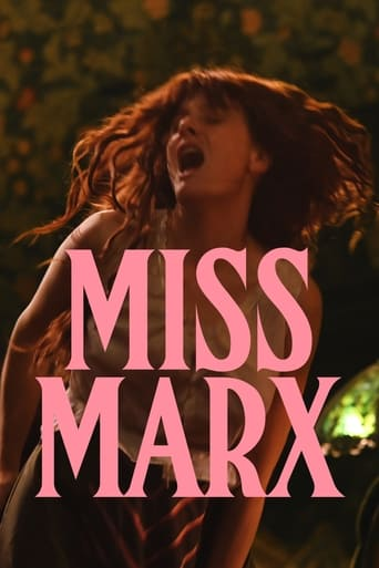 Poster of Miss Marx